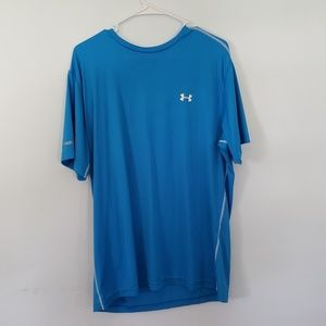 Under Armor Cool Gear Fitted Golf fit